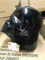 David Prowse Darth Vader Helmet Autographed with Steiner Certification StarWars