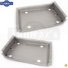 65-66 Mustang Convertible Interior Floor Pan SEAT PLATFORM Support - PAIR