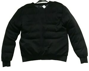 """Paul Smith MAINLINE Black Reversible Quilted Outerwear M p2p 20.5"""""""