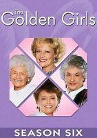 The Golden Girls Season 6 Sixth season Complete [BRAND NEW DVD] 10% to charity