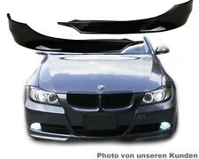 für BMW e91 e90 08-11 tuning frontspoiler front lip splitter flaps lackiert 475