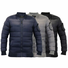Nylon Zip Coats & Jackets for Men Puffer