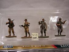 ORYON SOLDIERS WW2-KASSERINE GERMAN GRENADIERS& US INFANTRY 3010 military metal
