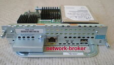Cisco NME-CUE unity Express Enhanced Network modules voicemail ports 80gb HDD