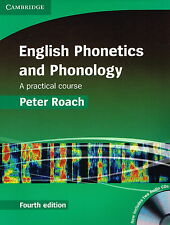 Cambridge ENGLISH PHONETICS AND PHONOLOGY: A Practical Course w Audio CDs @NEW@