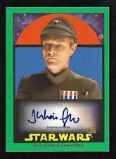2017 Topps Star Wars 1978 Sugar Free Autograph GREEN Julian Glover #4 of 10