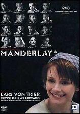 Dvd MANDERLAY LARS VON TRIER   ......NUOVO