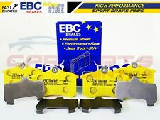 FOR CLIO 2.0 RS MK3 197 06-09 REAR EBC YELLOW STUFF HIGH QUALITY BRAKE PADS