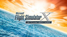 MS Flight Simulator X: Gold Steam Edition. Includes X Deluxe + Acceleration (PC)