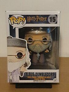 Harry Potter - 15 - ALBUS DUMBLEDORE - Funko Pop