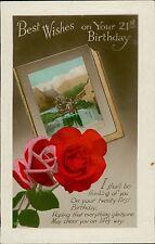 Grace Day. 18 Holton Heath, Poole, Dorset. Grandparents.    JE.742