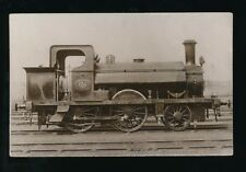 Railway LANCASHIRE & YORKSHIRE saddle tank engine #135 c1900/10s? RP PPC