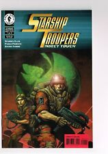 STARSHIP TROOPERS INSECT TOUCH #1 DARK HORSE 1997 SCI-FI MOVIE NM+