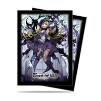 ULTRA PRO 65 STANDARD DECK PROTECTOR SLEEVES FORCE OF WILL A2: DARK ALICE 84785