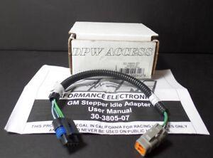 AEM Infinity Core Harness Adapter EMS ECU GM Idle Stepper Motor Universal Plug