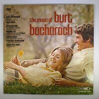 VariousThe Music Of Burt Bacharach734739DeccaJazzEasy Listening