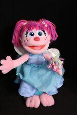 Sesame Place 14� Abby Cadabby Plush Toy Doll Sesame Street