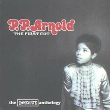 P.P. Arnold - The First Cut (NEW CD)