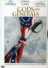 Gods and Generals [New DVD] Dolby, Subtitled, Widescreen
