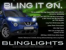 BlingLights LED DRL Head Light Strips Daytime Running Lamps Kit for Nissan Juke