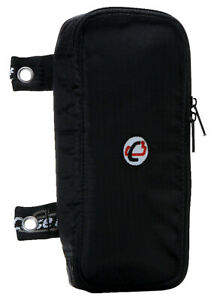 Case-it Padded Pencil Pouch for 3-Ring Binders, Black