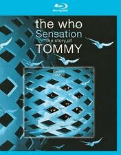THE WHO - SENSATION-THE STORY OF TOMMY  BLU-RAY NEU