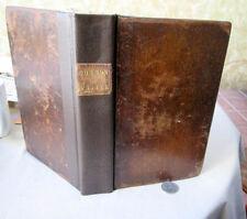 THE BOOK Of COMMON PRAYER,PSALMS Of DAVID,Etc,1839