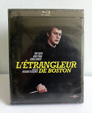 ** The Boston Strangler (1968 blu ray REGION B Curtis Fonda Kennedy Fleischer) *