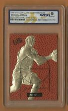1998 Fleer Ultra - Court Masters - Michael Jordan - WGC Gem Mint 10 -----
