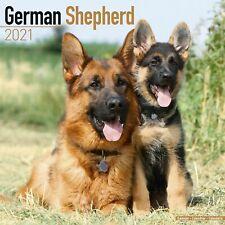 German Shepherd Calendar 2021 Premium Dog Breed Calendars