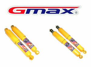 CLASSIC MINI AUSTIN ROVER GMAX SPORT SHOCK ABSORBERS DAMPERS SUSPENSION SET