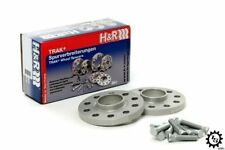 H&R DRS TRAK+ 15mm Wheel Spacers for 1986-14 Toyota Camry Matrix Celica Corolla