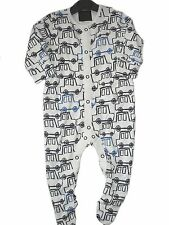 Geometric Print 100% Cotton Clothing (0-24 Months) for Boys