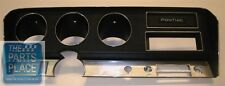 70-72 GTO LeMans Tempest Dash Housing Without Air Conditioning  New Show Quality