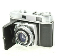 KODAK Retina IIc Type 020 35mm Film Camera w/ Retina Xenon C f2.8/50 50mm f2.8