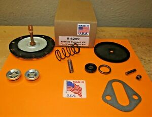 1955 1956 PACKARD CLIPPER CARIBBEAN V8 352 320 AC#4299 FUEL PUMP REBUILD KIT USA