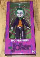 The Joker Living Dead Doll DC Classic 10 inches tall  MEZCO Toyz Factory Sealed