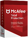 McAfee Total Protection 2020 5 Devices 5 PC 1 Year Security