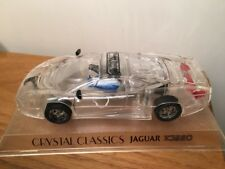 Jaguar XJ220 Edición Limitada Scalextric Raro Nuevo en Caja de 1/32 Clásicos De Cristal