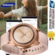 HOT Samsung Galaxy Watch SM-R815U 42mm Gold Rose (Bluetooth) Smartwatch