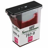 Compatible Pitney Bowes Fluorescent Red 797-0 inkjet cartridge for use in K700