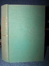 1936 Green Laurels, Lives of Linnaeus/Lamarck/Audubon/Goethe/Darwin/Fabre/Cuvier