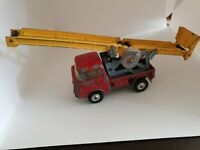 Vintage Corgi toys,Jeep FC-150,conveyor on forward control,made in England .