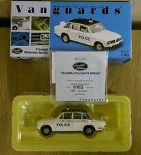 Corgi VA05306 Triumph Dolomite Sprint Notts Constabulary Ltd Ed. 0003 of 4000