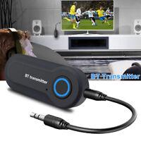 Transmetteur audio Bluetooth Adaptateur émetteur stéréo sans fil USB pr PC TV BM