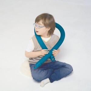 SPECIAL NEEDS SMOOTH BLUE VIBRATING BENDY WRAP AUTISM DEMENTIA SENSORY RELAX