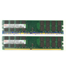 Hynix 8GB 2X4GB DDR2 PC2-6400 800MHZ 240Pin AMD DIMM Hgih Density Desktop Memory