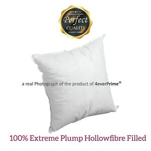 Cushion Inserts Inners Pads nonallergenic Fillers Scatters Pillows - DEEP FILLED