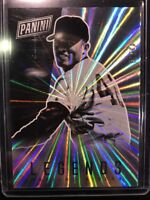 2017 Panini National Prizm Vip Ice Refractor Legends Mariano Rivera /49