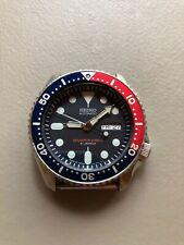 Seiko SKX009J Dive Watch-Pepsi Bezel-Used